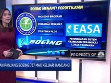 Jalan Panjang Boeing 737 Max Keluar 'Kandang'