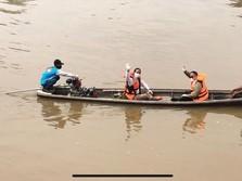 Perdana, 1.036 Nelayan Sumsel Terima Paket Konversi ke BBG