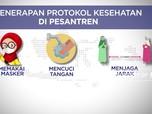 Penerapan Protokol Kesehatan Di Pesantren