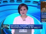 Penerimaan Pajak Anjlok, Defisit APBN Tembus 4,16% dari PDB