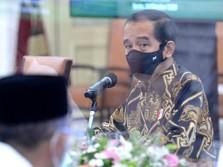 Jokowi Terbang ke Swiss Demi RI Jadi 'Host' Olimpiade 2032