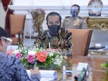 Cegah Lonjakan Kasus Saat Libur Panjang, Ini Perintah Jokowi