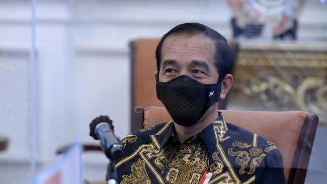 Jokowi: Vaksin Gratis Urusan Terawan, yang Bayar E