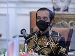 Jokowi: Vaksin Gratis Urusan Terawan, yang Bayar Erick Thohir