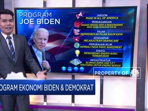 Program Ekonomi Biden & Demokrat