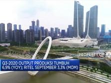 Q3-2020 PDB China Tumbuh 4,9% (YoY)