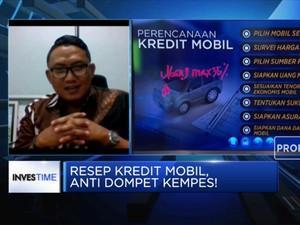 Resep Kredit Mobil Anti Dompet Kempis!