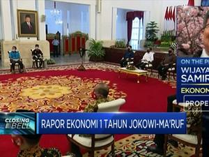 1 Tahun Pemerintahan Jokowi-Ma'aruf, Ini PR Besar Pemerintah