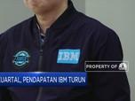 3 Kuartal, Pendapatan IBM Turun