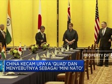 Australia Gabung 'Quad' Lawan China