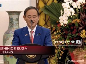 Bertemu Jokowi, Ini Komitemen PM Jepang Pada Indonesia