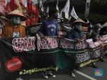 Warning Polri: Ada Informasi Demo Hari ini akan Dibuat Rusuh