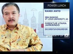 Dukung Program PEN, Penjaminan KMKP Jamkrindo Capai Rp 4,7 T