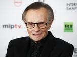 Presenter Legendaris Larry King Meninggal di Usia 87 Tahun