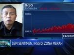Investor Wait and See, IHSG Ditutup di Zona Merah
