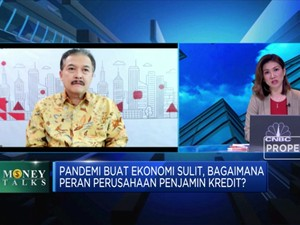 Penuhi Gearing Ratio, Jamkrindo Butuh PMN Rp 3 Triliun