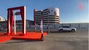 Ini Penampakan Jalan Presiden Joko Widodo di Abu Dhabi