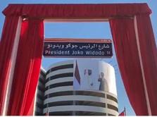 Cerita Lengkap Jalan Jokowi di Abu Dhabi