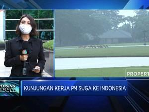 Kunjungan Kerja PM Yoshihide Suga di Indonesia