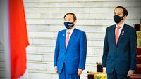 Jokowi Bertemu PM Jepang di Istana Bogor, Bahas Apa?