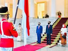 Jepang Beri Utang Rp 7 T, Ini Hasil Pertemuan PM Suga-Jokowi