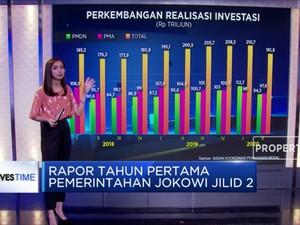 Rapor Tahun Pertama Pemerintahan Jokowi Jilid 2