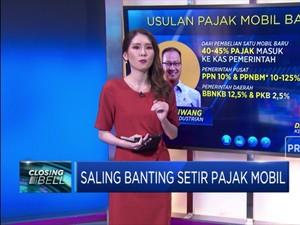 Saling Banting Setir Pajak Mobil