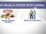 Simak Gejala Covid-19 Di Lansia