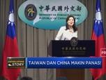 Taiwan Dan China Makin Panas!