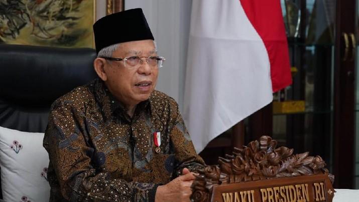 Wakil Presiden (Wapres)  Ma'ruf Amin (Dok. Setneg)