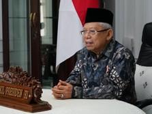 Ramai Isu Jokowi Segera Reshuffle, Ma'ruf Amin Sudah Tahu?