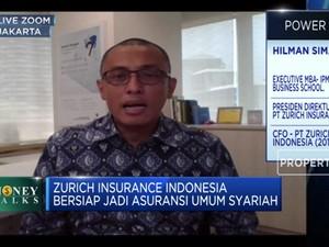 Akuisisi Adira, Zurich Insurance Siap Jadi Asuransi Syariah