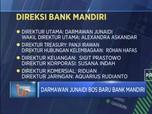 Darmawan Junaidi Nakhoda Baru Bank Mandiri