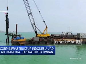 CT Corp Infrastruktur, Kandidat Pengelola Pelabuhan Patimban