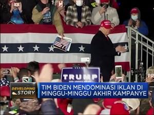 Dana Kampanye Trump Kian Menipis!
