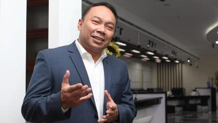 Direktur Utama Bank Bukopin Rivan A. Purwantono