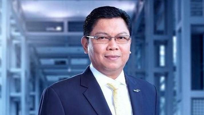 Direktur Utama Bank Mandiri, Darmawan Junaidi (Dok. Bank Mandiri)