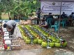 Lebih Efisien, 2.000 Nelayan di Cilacap Konversi BBM ke LPG