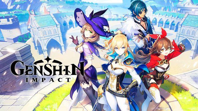 Kenapa Game Genshin Impact Tiba-tiba Populer?