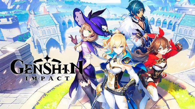 Kenapa Game Genshin Impact Tiba Tiba Populer