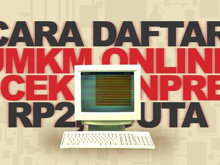 Eform Bri Co Id Aplikasi Buat Cek Bantuan Umkm Rp 2 4 Juta