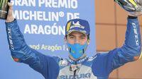 Joan Mir Tetap Santai Meski Pimpin Klasemen MotoGP 2020