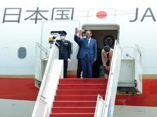 Top! Jepang Keluar dari Resesi, PDB Q3 Positif
