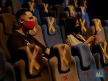 Terbaru, Bioskop di DKI Bakal Boleh Operasi 50% Penonton