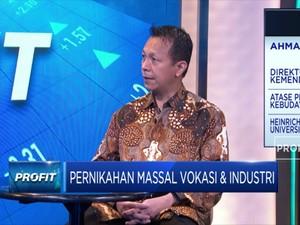 Program Mitras Dudi Dorong Nikah Massal Vokasi & Industri