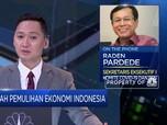 Raden Pardede: Efek UU Ciptaker di Sektor Rill Terasa di 2022