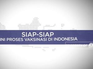 Siap-siap! Ini Proses Vaksinisasi Di Indonesia