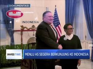 Menlu AS Segera Berkunjung Ke Indonesia