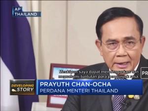 PM Thailand Cabut Dekrit Darurat