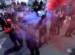 Buruh Ancam Jokowi Soal Demo Besar, Pengusaha Anggap Lebay